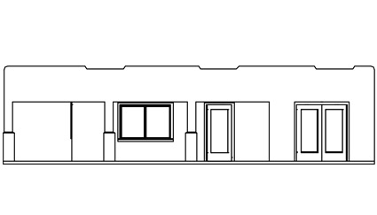 350 Square Feet 1 Bedrooms 1 Batrooms 2 Parking Space On 2 Levels House Plan 19108 as well Guest Houses 951 Sf also Home Floor Plans further Apartments moreover 1658. on guest house plans