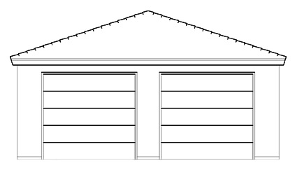 Garages 40 60 Welcome to Plans by Dean Drosos – 40X60 Garage Plans